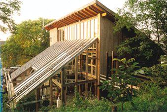 ökologische Häuser dietmar hofmann bildhauer gesamtkunst architektur